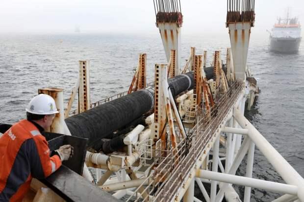 Реализации проекта «Северный поток – 2» пытаются помешать немецкие экологи