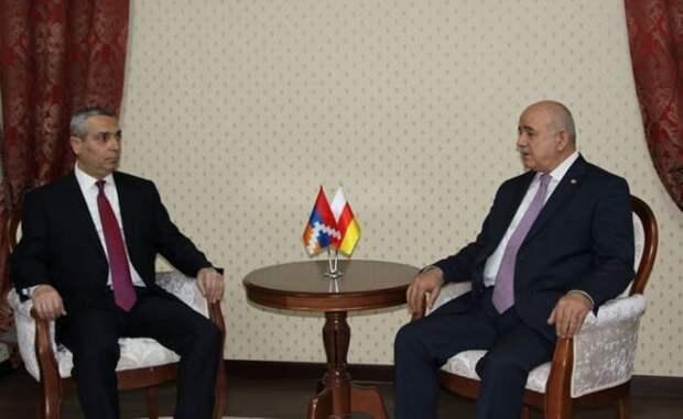 МИД Южной Осетии: Российские миротворцы принесут стабильность вКарабах