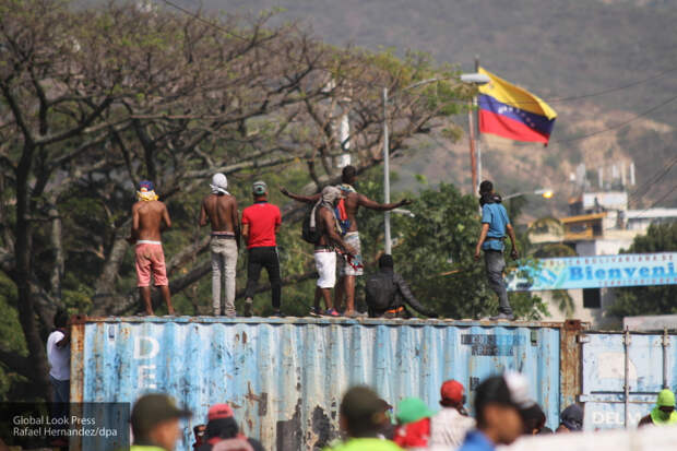 """""""Где ваше осуждение цинизма США?"""": Скабеева ответила политологу, осудившему слова Небензи об ограблении Венесуэлы Западом"""
