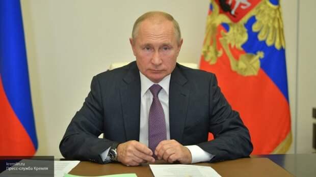 Лидер Нагорно-Карабахской Республики попросил Путина о помощи