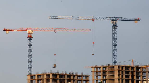 В Тюмени на рынке труда зафиксирован дефицит строителей