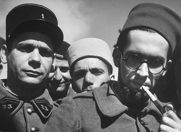Syria1940 12 Сирия времен Второй Мировой
