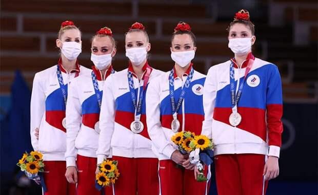 Российским гимнастам оставили флаги федераций и концерт Чайковского