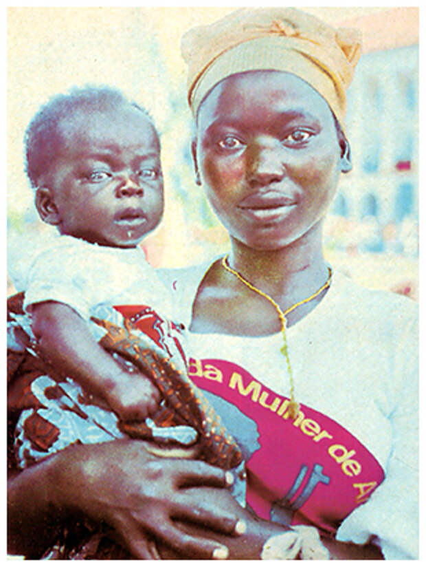 Кубинцы в Африке