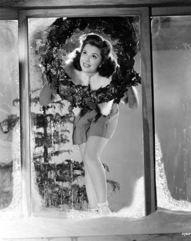 Дух рождества в Старом Голливуде.