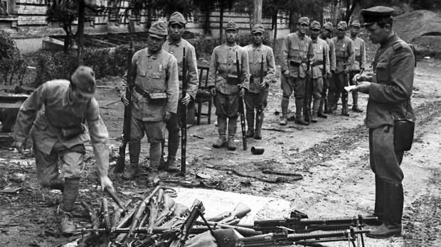Рассекречены преступления японцев в годы войны