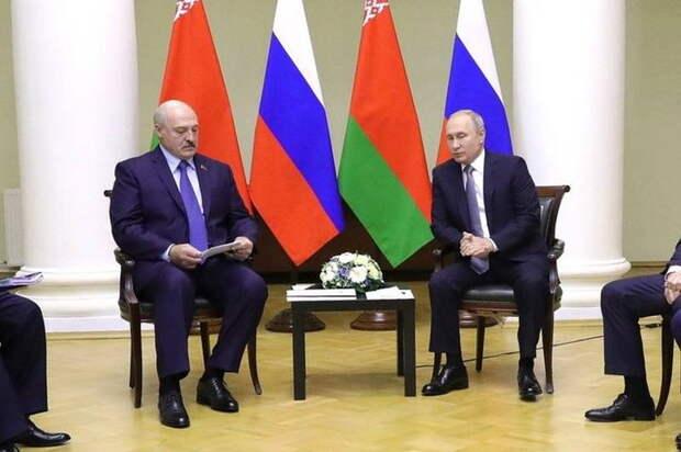 Немецкие СМИ подсчитали, во сколько налогоплательщикам РФ обходится «содержание» Белоруссии
