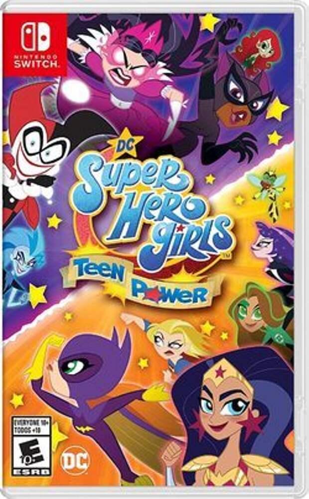 Обзор DC Super Hero Girls: Teen Power