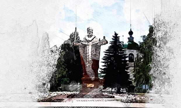 В Орловской области никак не решат судьбу памятника Николаю Чудотворцу