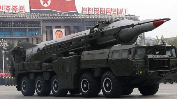 СМИ: Япония считает, что КНДР провела запуск баллистической ракеты