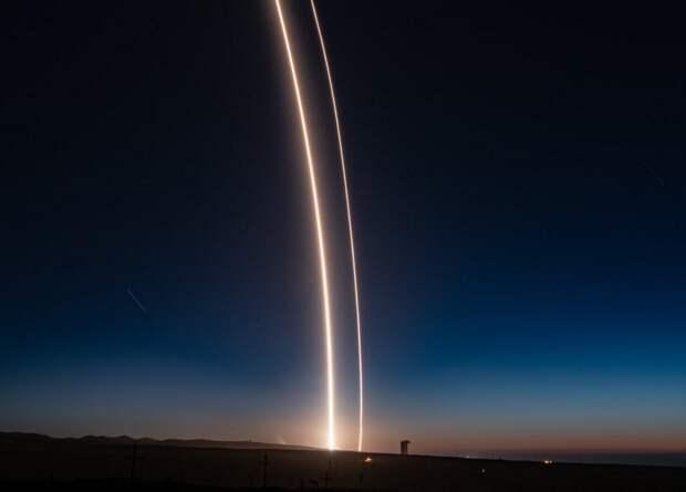 SpaceX впервые посадила первую ступень Falcon 9 на западном побережье США
