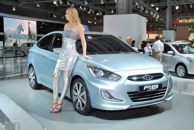 Достоинства Hyundai Solaris