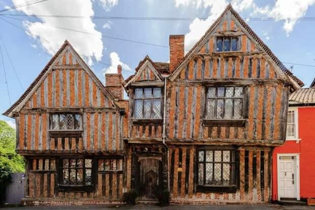Хотите переночевать вдоме Гарри Поттера? Airbnb впомощь!