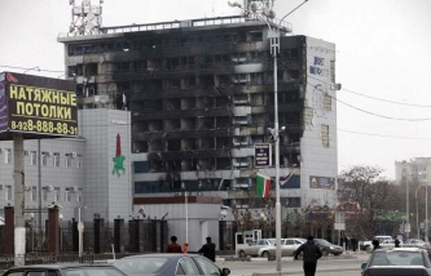 ТАСС: Кадыров назвал фамилию подозреваемого в финансировании организаторов теракта в Грозном