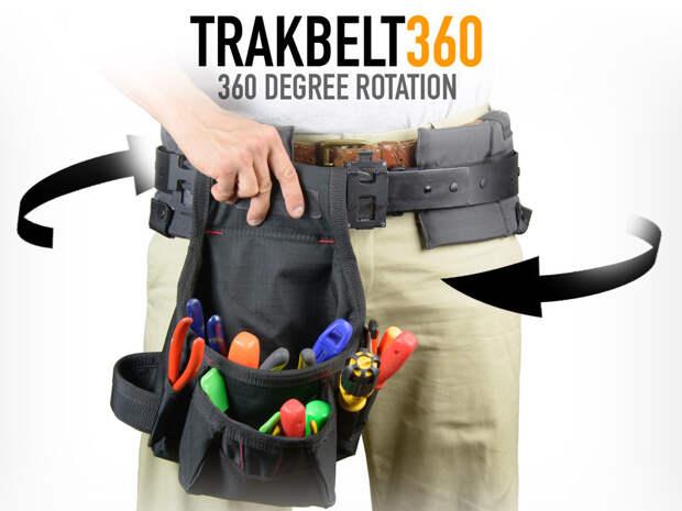 Система ремней TrakBelt360™
