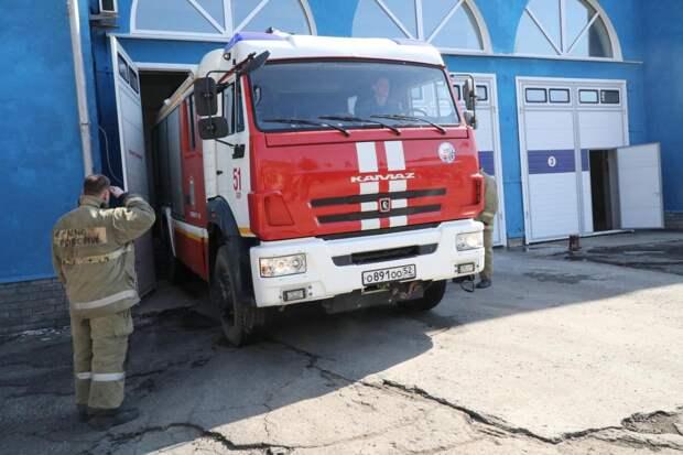 Человек погиб на пожаре в Канавинском районе Нижнего Новгорода