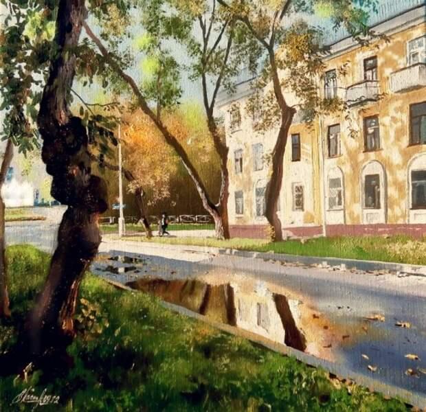 художник Владимир Семёнович Пасичник картины – 14