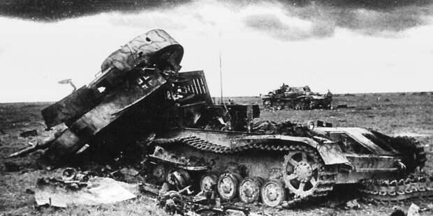 На переломе Великая Отечественная Война, Курская битва, СССР, история, подвиг