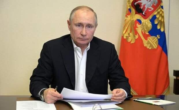 Путин сообщил, что главной темой послания Федеральному собранию станут социальные вопросы