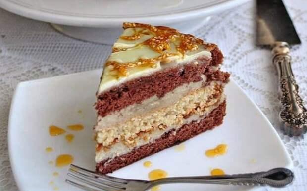 Торт Халва. Необычайно вкусный тортик 2