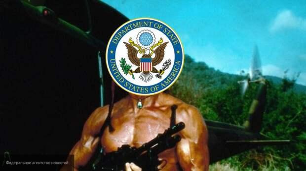 """США выдумали """"склады селитры"""" """"Хезболлы"""" для давления на Иран"""