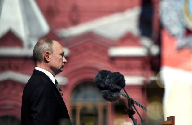 «Русскому терпению нет конца»: западные СМИ об «обнулении»