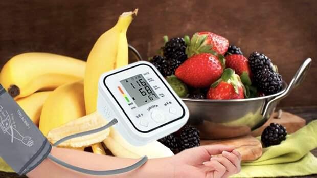 Снизить кровяное давление помогут определенные продукты для завтрака