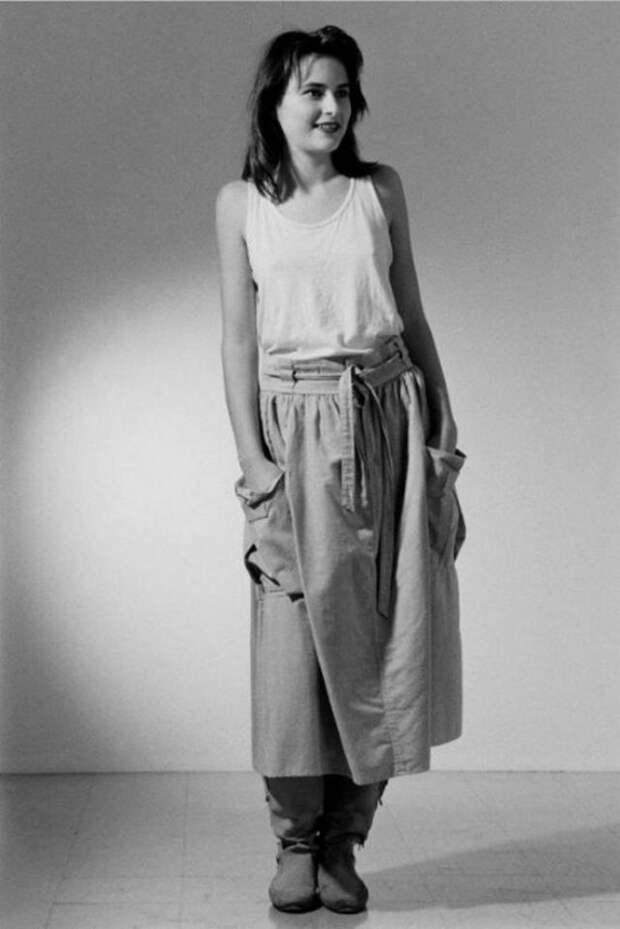 Редкие фото 16-летней Мелании Трамп на заре ее модельной карьеры