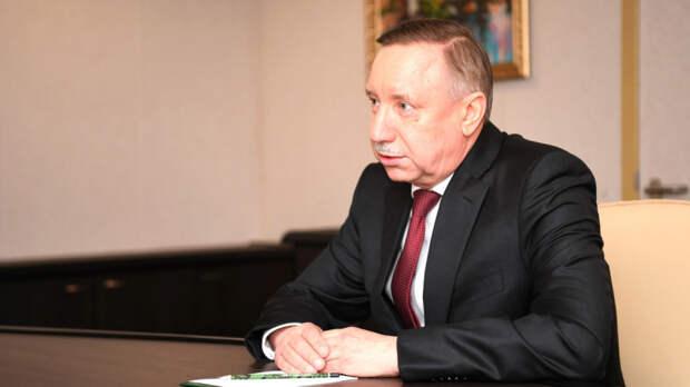 Беглов подписал постановление о создании научного центра мирового уровня в Петербурге
