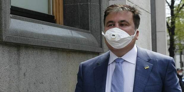 Саакашвили обвинил россиян в намеренном распространении COVID-19 в Грузии