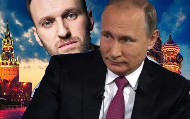 Путин объяснил, куда толкает Россию «берлинский пациент»