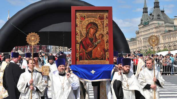 Светлый вторник. Иверская икона Божией Матери. Церковный календарь на 4 мая