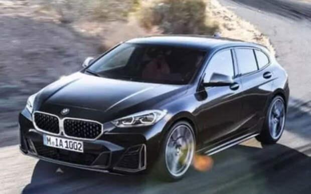Самый дешевый BMW - первые фото без камуфляжа