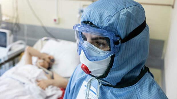 """Назван срок возможного появления """"симбиоза"""" COVID-19 и гриппа"""