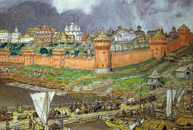 «Собирание земель вокруг Москвы — миф». Кто на самом деле создал Россию