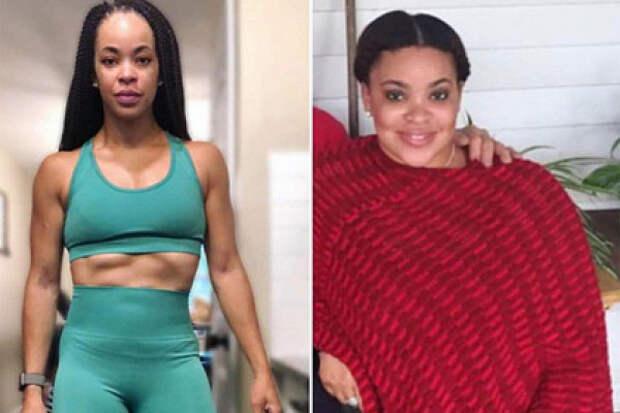 Женщина похудела на54килограмма задвагода иподелилась секретом успеха