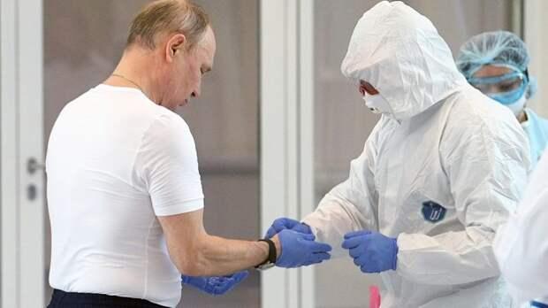 Как охраняют здоровье Путина