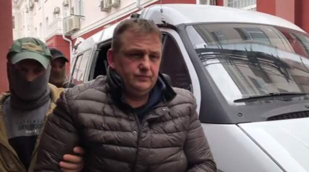 Украинский шпион с бомбой на машине колесил по Крыму