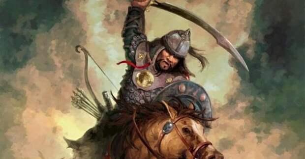 Как Чингизхан воевал с татарами