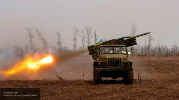 Украина готовит шесть сценариев развития конфликта в Донбассе