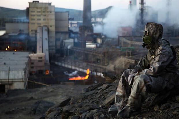 Карабаш: самый грязный город России