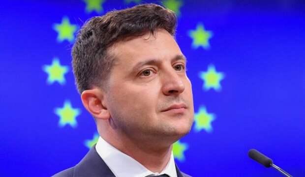 Украинцы более европейцы, чем жители стран ЕС— Зеленский