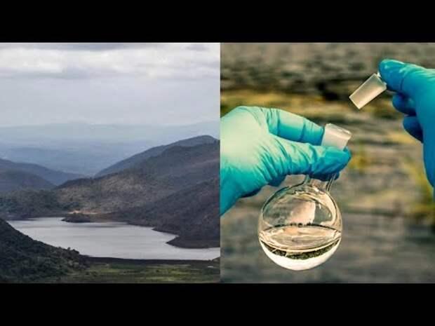 Озеро ФУНДУДЗИ. В чем его МИСТИЧЕСКАЯ загадка?
