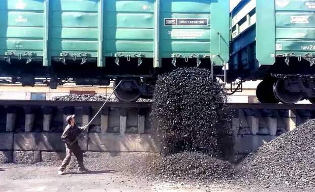 Россия зарабатывает на рекордных ценах на уголь в Европе