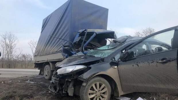Число смертельных ДТП резко выросло наМ-4 «Дон» вРостовской области
