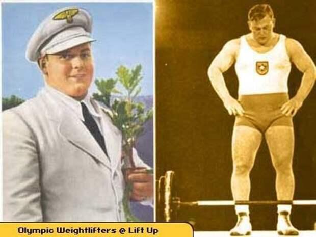 Как советский тяжелоатлет Серго Амбарцумян победил силача Гитлера Мангера Серго Амбарцумян, силач, чемпион