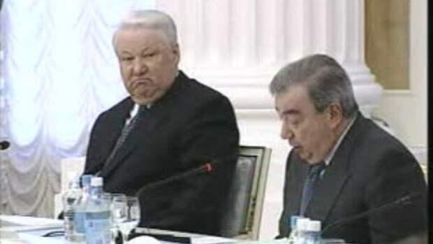 Почему Ельцину пришлось назначить Примакова главой правительства? Он этого не хотел делать