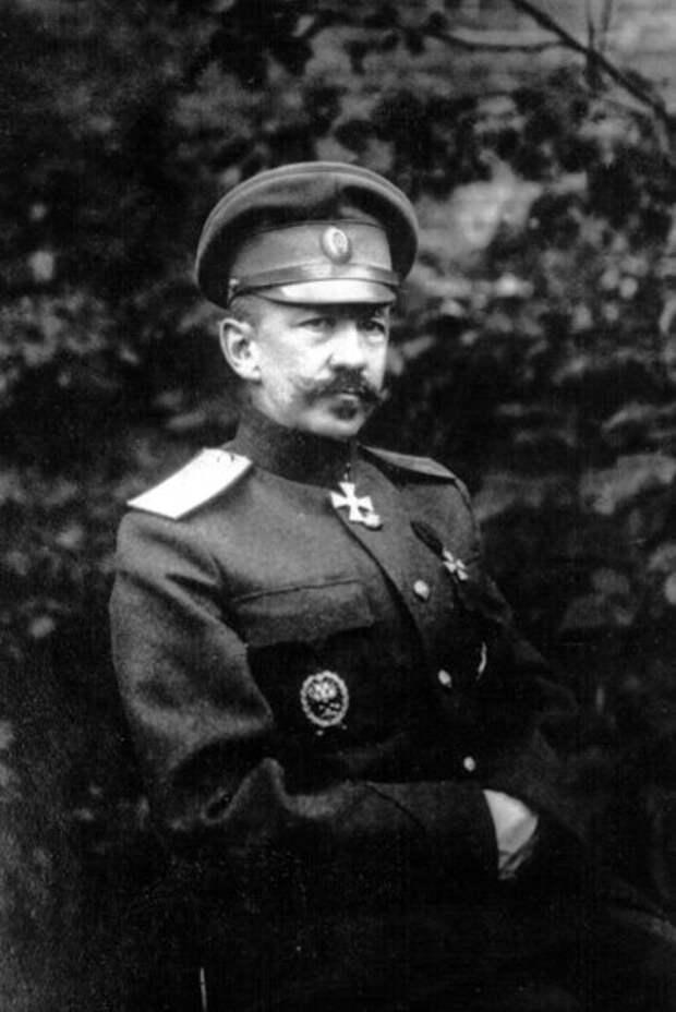Генерал Василий Иосифович Ромейко-Гурко
