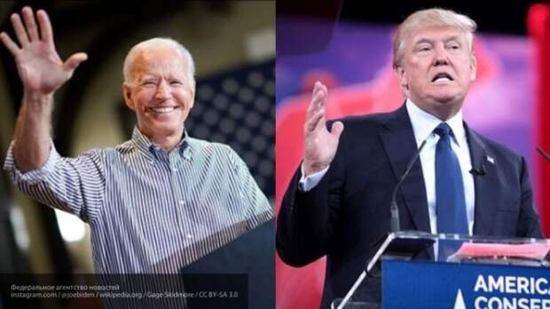 Кандидат в президенты США Джо Байден не болен коронавирусом
