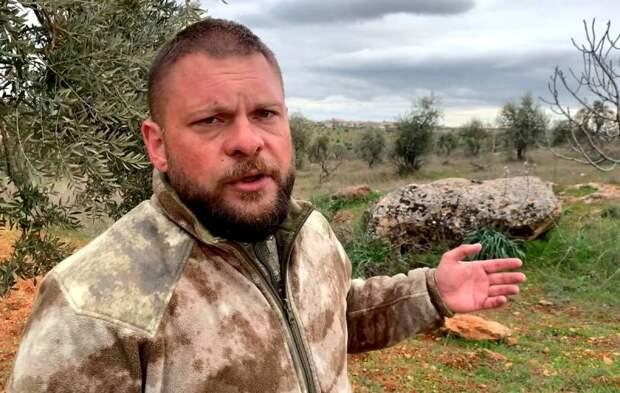 «Это вам за пацанов!»: в Сирии нашли место гибели Романа Филипова